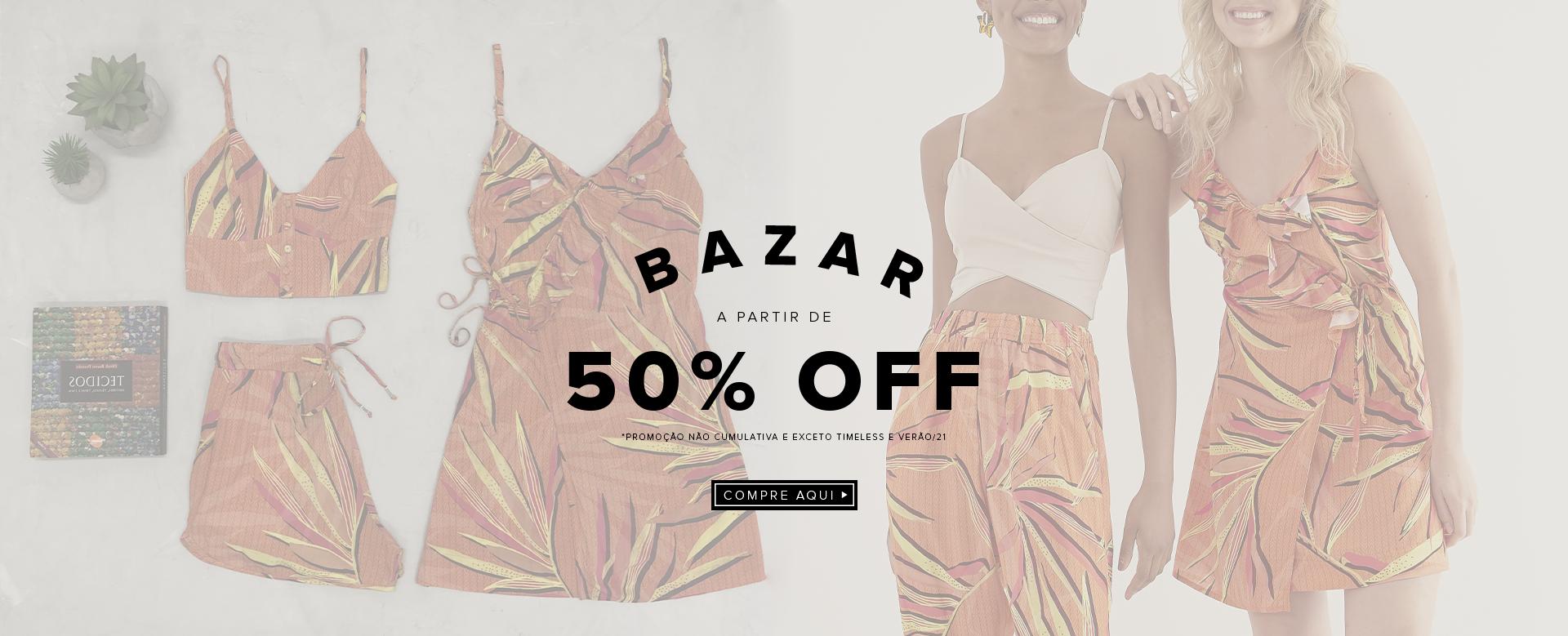 Bazar 50%