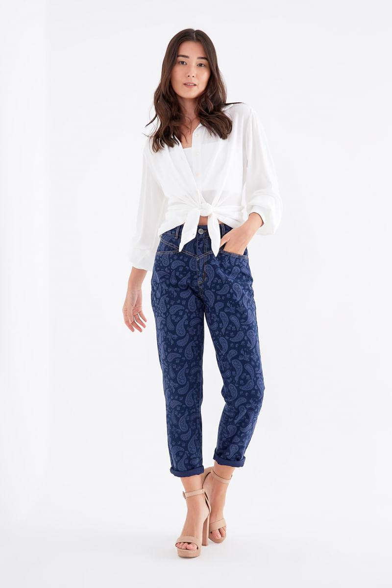 Calca Jeans Skinny Cashmere - CASHMERE