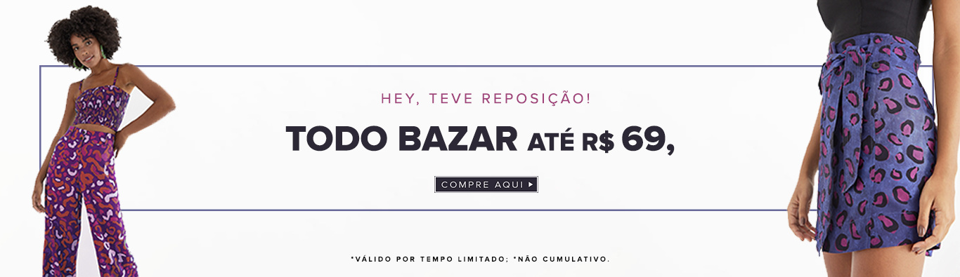 Rodapé Bazar